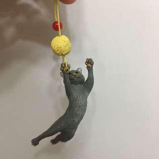 🚚 扭蛋貓咪 吊飾