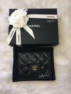 Chanel Classic Small Wallet