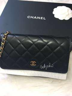 Chanel Wallet On Chain - WOC
