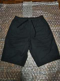 全新NIKE AS M NSW SHORTS WVN PLAYERS Size M 腰 短褲 BLACK 黑色