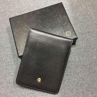 Montblanc Notepad Notebook Black/Red