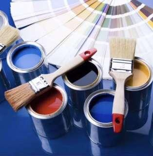 Painting service!! (FREE onsite quotation)