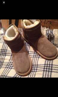 毛靴(朋友寄賣,可小議價)