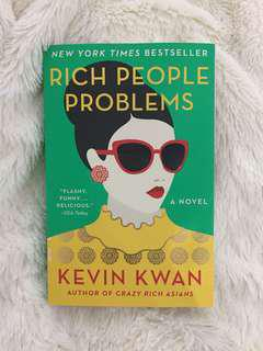 Rich People Problems (Crazy Rich Asians #3)