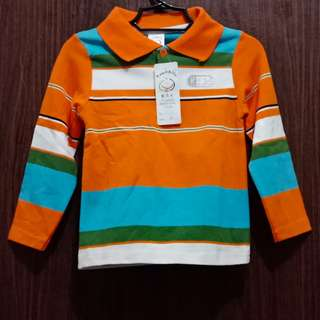72802e89 stripes longsleeves | Boys' Apparel | Carousell Philippines
