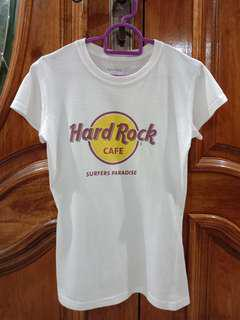 Hard Rock tee - Surfers Paradise