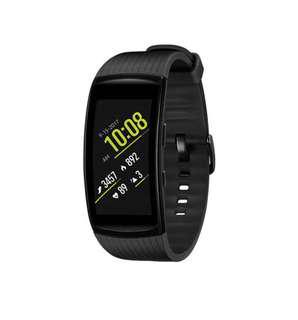 Samsung Gear Fit2 Pro Fitness Band (Large, Black)