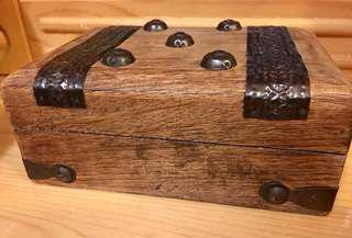 英國手工木盒