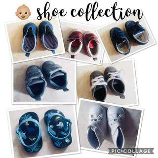 Baby Shoe Collection ✖️3-6-9 months. Take all for 500 pesos ❤️