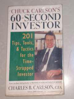 60-SECONDS INVESTOR