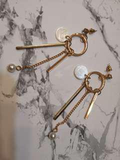 Korean fashion earrings (#051)