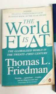 The world is flat- finance
