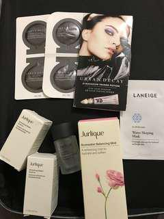 Mix makeup and skincare all new