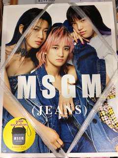 MSGM bag