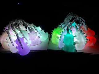 String Light Unicorn 10 Bulb