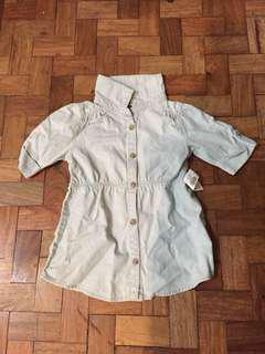 Old Navy Denim Top