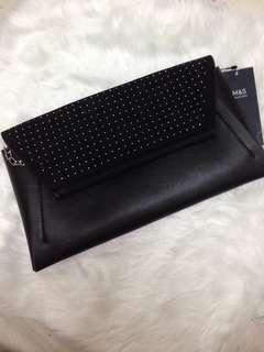 M&S black bag