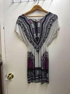 Dress (can be use as bikine cover)