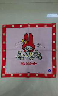 My melody 手巾