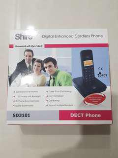 Shiro DECT Phone