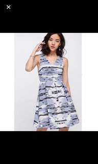 🚚 Love Bonito Sehika dress