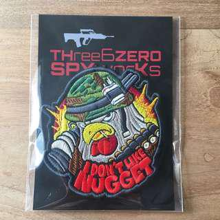 🚚 Strato Gear Three6Zero Spyworks Nugget Morale Patch