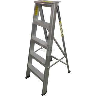 BN Heavy Duty Aluminium Ladder