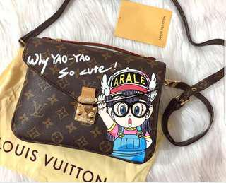 Limited Edition Louis Vuitton Metis Yaoyao