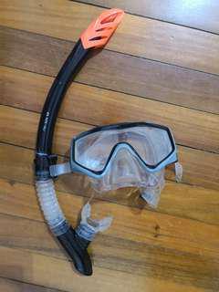 Hot tuna Snorkel Mask snorkeling diving