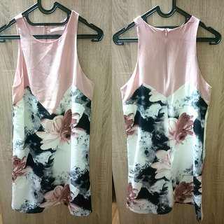 MDS flower dress