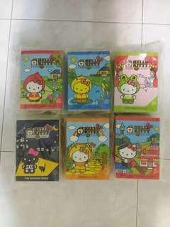 """McDonald's Hello Kitty """"Fairy Tales"""" Series"""