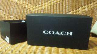 🚚 COACH 鞋盒