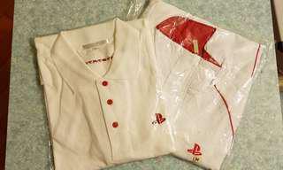 PlayStation T-shirt & 風褸