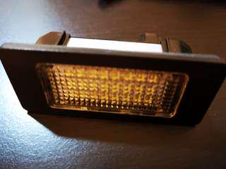 BMW Led Number plate light  replacement 1 pc