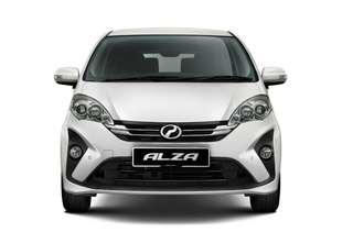 New 2018 Perodua Alza FACELIFT!!!