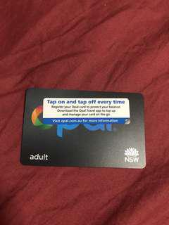 Australia Opal card