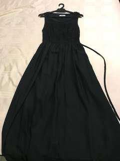 Black Dress (Long)
