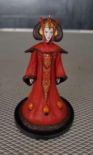 "Star Wars Princess Amidala PVC Disney 3.75"" figurine"