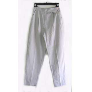 US Light Gray Highwaist Pants