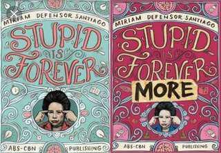 Miriam Santiago Books (2 Books)