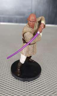 """Star Wars Mace Windu PVC Disney 3.75"""" figurine"""