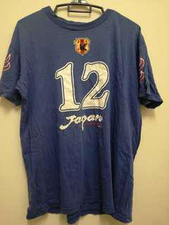 Vintage Japan National Team T Shirt