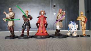 """Star Wars Hero Package PVC Disney 3.75"""" figurine"""
