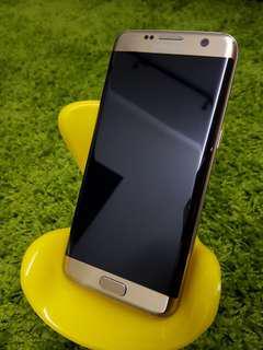 Pre-used Samsung Galaxy S7 Edge, 32gb.