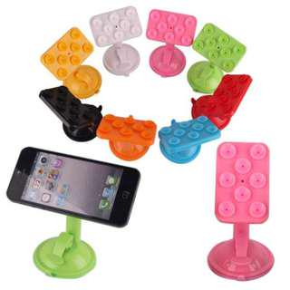 Retractable Handphone  Holder