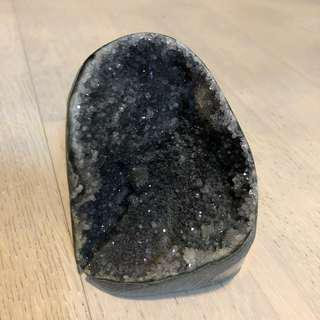 異象黑水晶晶鎮