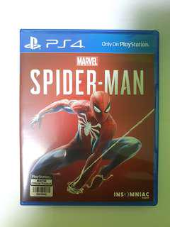 PS4 Marvel SpiderMan