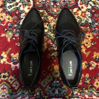 Matt and Nat Oxford Loafers 37