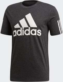 🚚 Adidas 運動上衣 logo 雪花灰