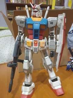Gundam pg 版已上色